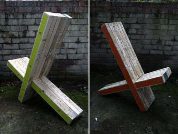 Pallet-Chairs