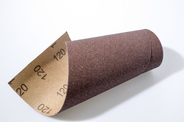 sandpaper for woodworking