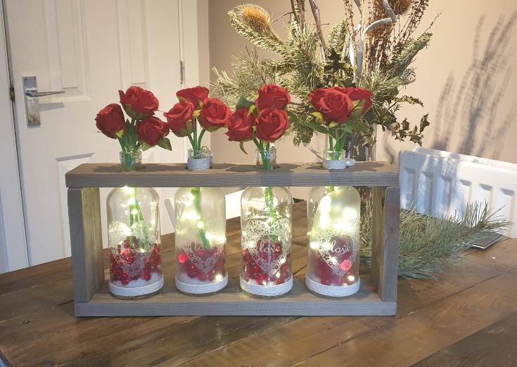 diy valentine's day decor